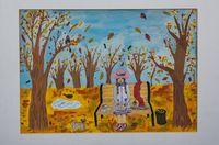 Мелехина Ксения Сергеевна (13 лет) «Осенняя поэзия»