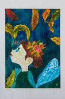 МелехинаЕлизавета Сергеевна (11 лет) «Осенний мир»