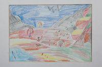 Григорьева Мария Ивановна (8 лет) «Любимая осень»